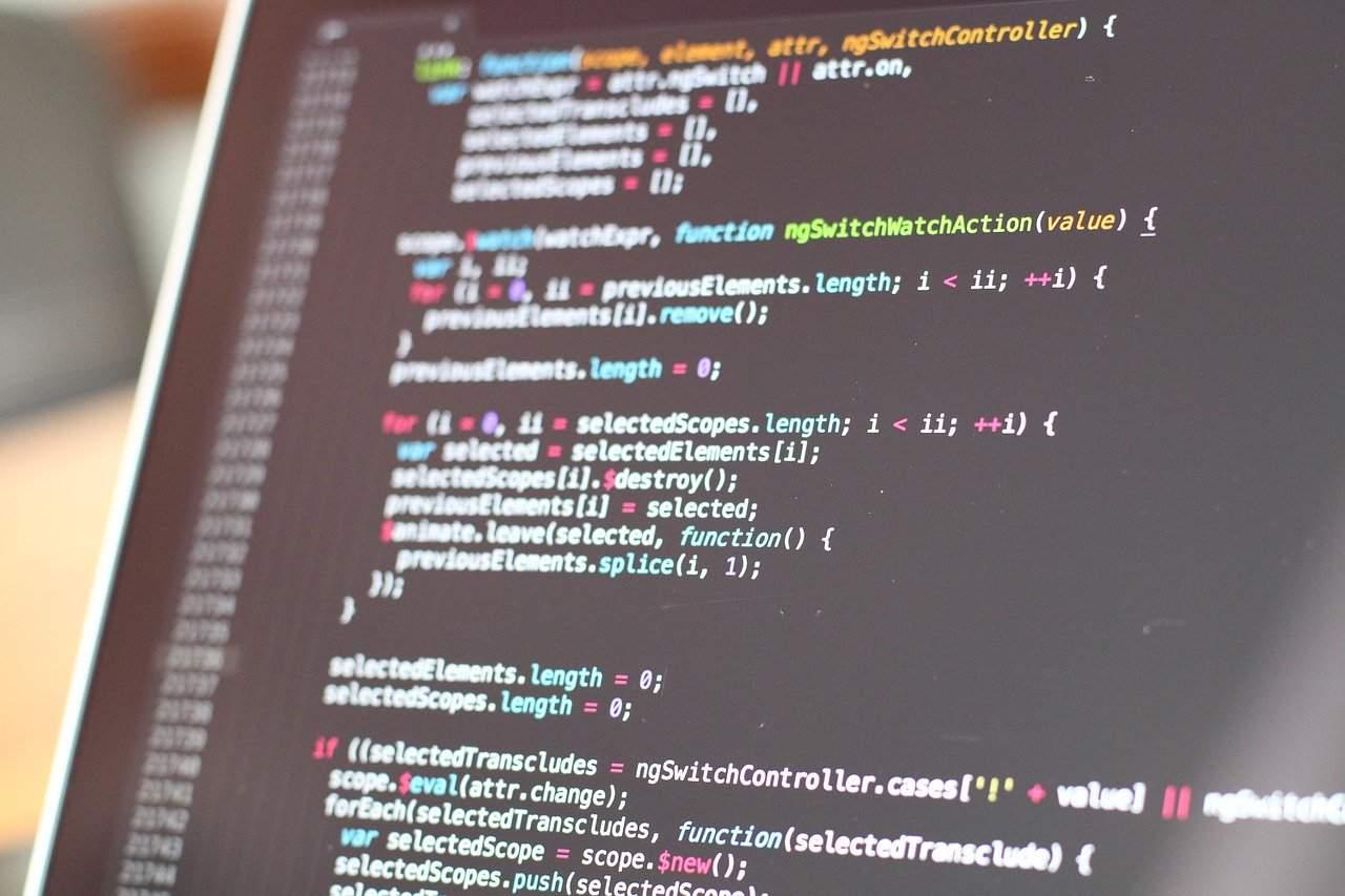 Code Programming Hacking Html Web  - fancycrave1 / Pixabay