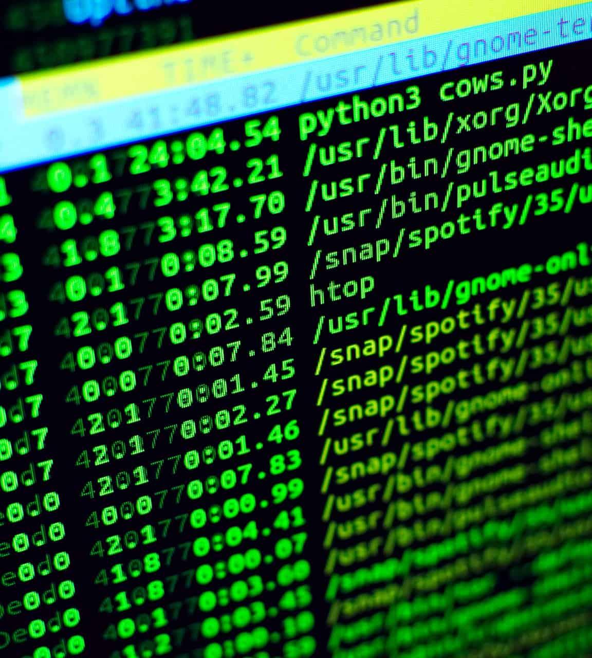 Linux Code Coding Program Computer  - clarkdonald413 / Pixabay